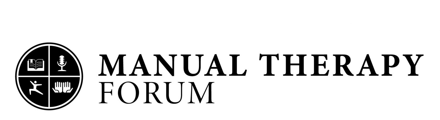 Manual Therapy Forum